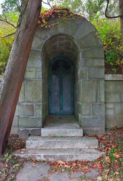 Sleepy Hollow Cemetery Mausoleums